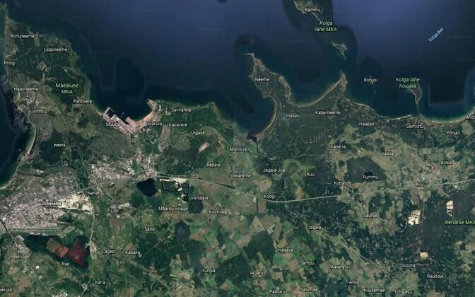 Ida-Tallinn ja Harjumaa