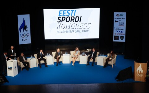 IX Eesti spordi kongress
