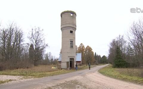 Любительская обсерватория в Муналаскме.
