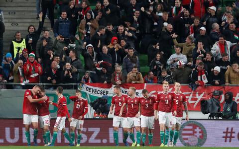Ungari jalgpallikoondis tähistab Eesti vastu löödud teist väravat