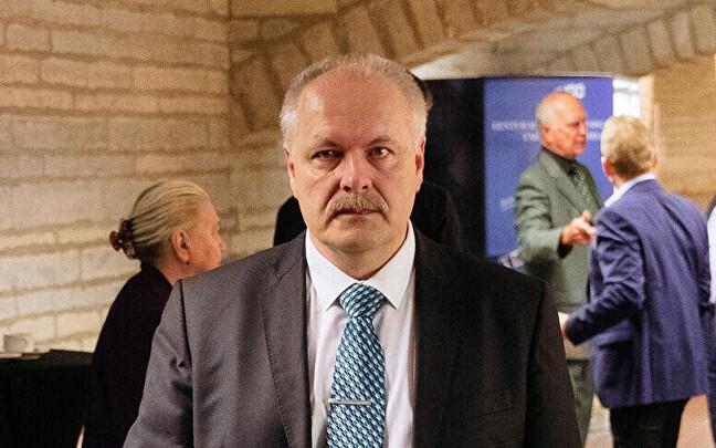 Хенн Пыллуаас.