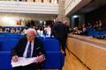 30 aastat suveräänsusdeklaratsioonist konverents, esiplaanil Arnold Rüütel
