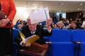 Iseseisvuse taastanud Leedu esimene president Vytautas Landsbergis