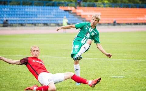 Кирилл Нестеров (справа) останется в