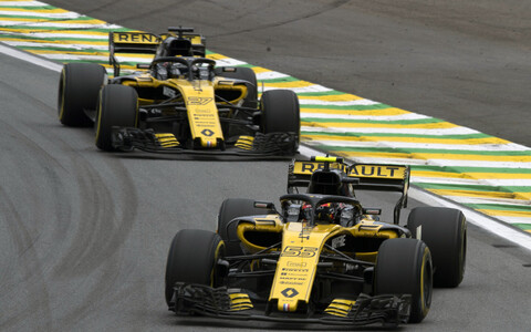 Renault' masinad