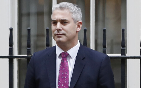 Uuus Brexiti-minister Stephen Barclay