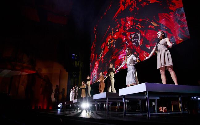 Открытие 22-го кинофестиваля PÖFF в Концертном зале Alexela.