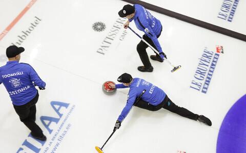 Eesti jääkeeglimeeskond