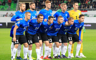 160dfe71de2 Eesti jalgpallikoondis kuulub EM-valiksarja loosimisel 4 ...