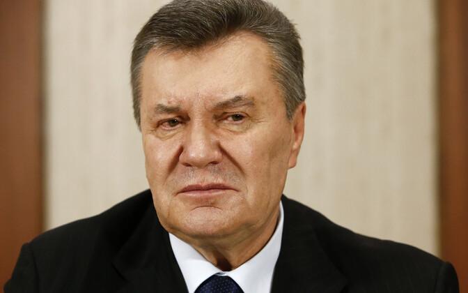 Viktor Janukovõtš.