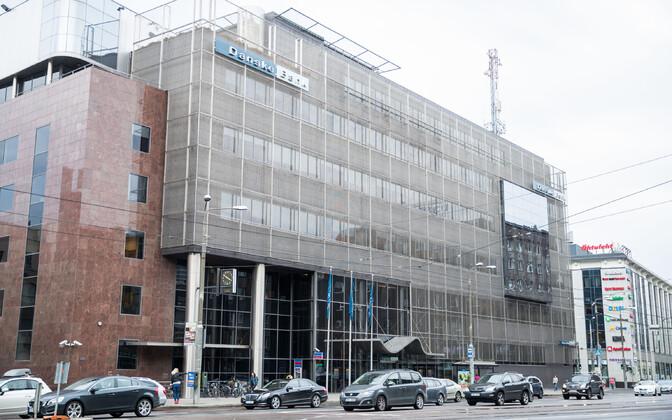 Danske Bank's Estonian branch in Tallinn.
