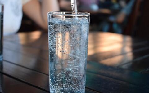 Минеральная вода.