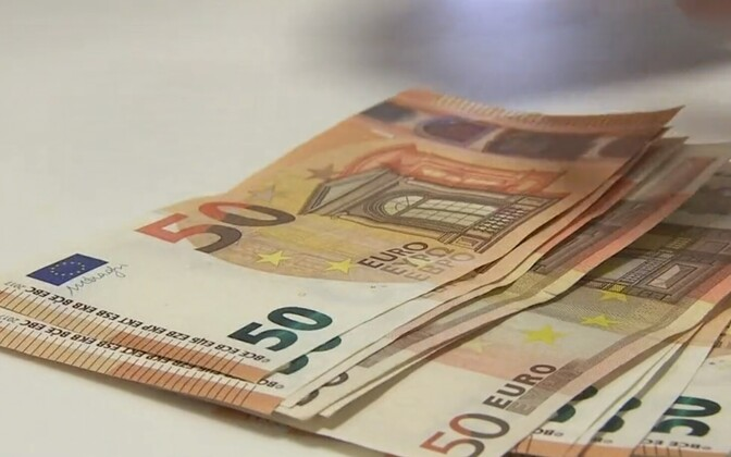 Estonia's minimum wage is getting a raise in January.