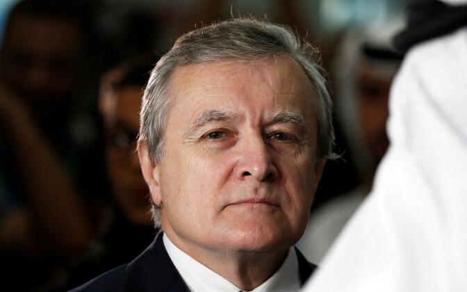 Poola kultuuriminister Piotr Glinski.
