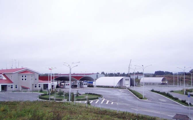 В список проектов входит реконструкция погранперехода Лухамаа-Шумилкино.
