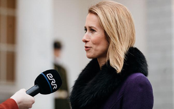 Kaja Kallas.