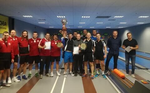KK Reval I meeskond võitis teise järjestikuse ja kokkuvõttes kümnenda karika.