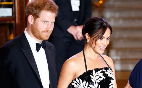 Hrtsoginna Meghan ja prints Harry