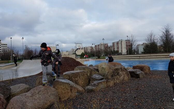 Спортивный парк Кивила.