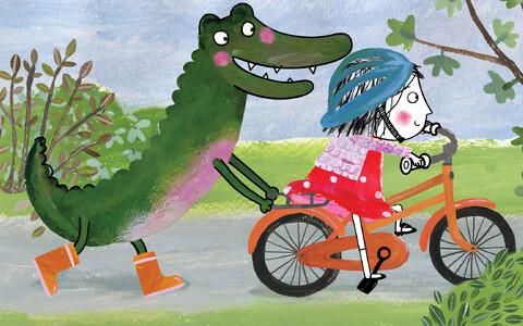Animasari Rita ja Krokodill