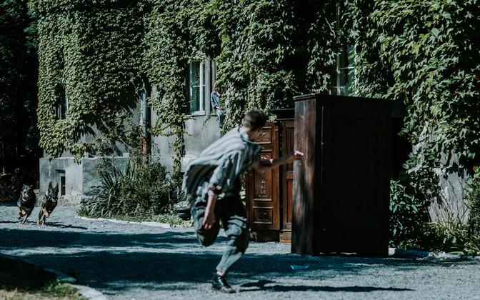 """Adrian Paneki õudusfilmi elementidega psühholoogiline thriller """"Libahunt""""."""