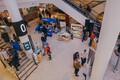 Экспозиция в Solaris в рамках Techstars Startup Week Tallinn 2018