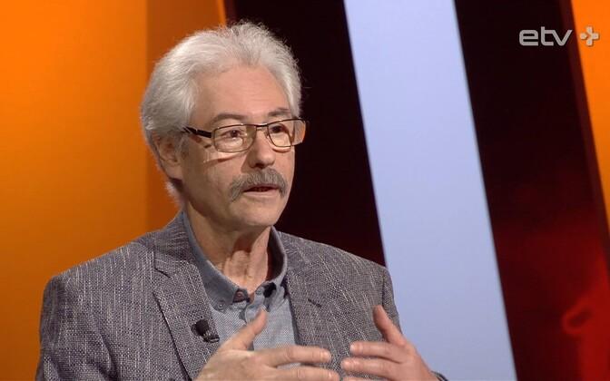 Журналист Илья Сунделевич