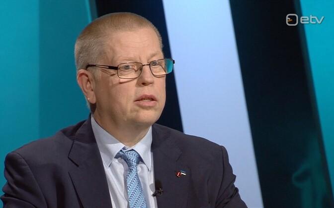 NATO strateegilise kommunikatsiooni keskuse asedirektor Peeter Tali.
