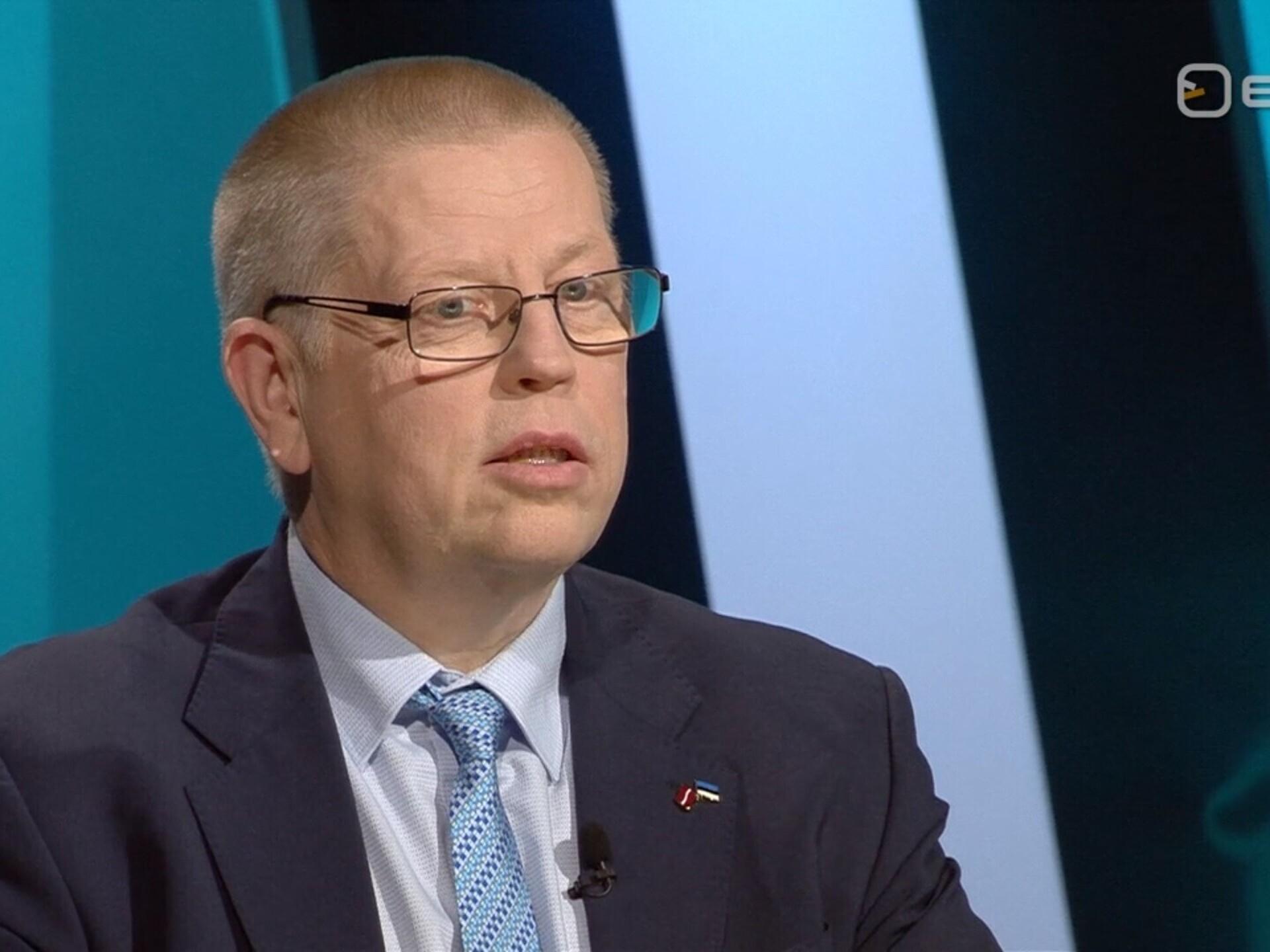 c97454ceb54 Peeter Tali: Venemaad ei maksa karta, aga ülemäära usaldada ka ei tasu |  Eesti | ERR