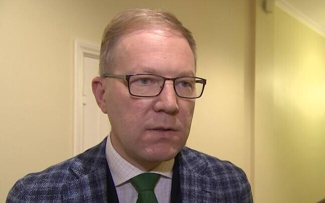 Председатель комиссии Рийгикогу по иностранным делам Марко Михкельсон