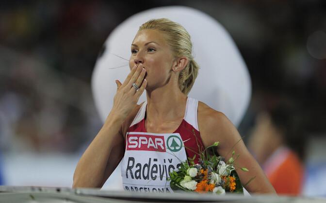 Инета Радевич.