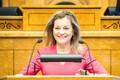 Õnne 13 võtted riigikogus