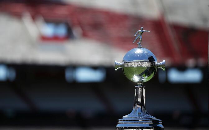 Copa Libertadorese karikas