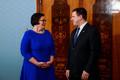 President Kersti Kaljulaid nimetas peaminister Jüri Ratase ettepanekul uueks siseministriks Katri Raiki