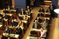 Обсуждение миграционного пакта ООН в Рийгикогу.