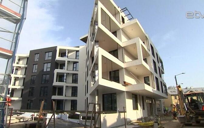 Строительство в Эстонии.
