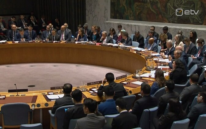 The UN Security Council. Photo is illustrative.
