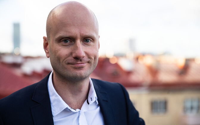 Tartu Ülikooli tehnoloogiauuringute vanemteadur ja Johan Skytte poliitikauuringute instituudi juhataja Mihkel Solvak.