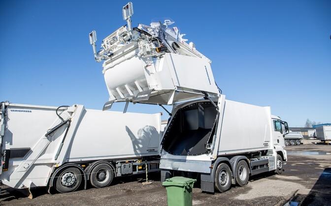 """Taaskasutuseks tuleks jäätmeid juba jäätmetekitaja juures koguda eelkõige jäätmeliigiti, et taaskasutusse suunatav oleks võimalikult """"puhas"""" materjal."""