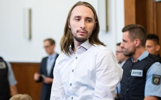 Сергей Веннергольд.