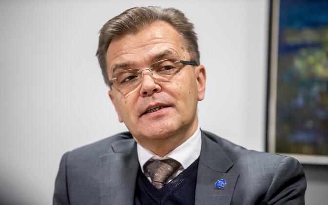 HKScani tegevjuht Jari Latvanen.