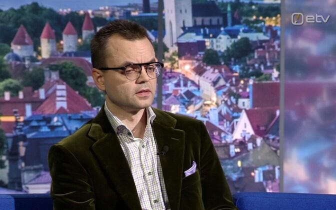 Martin Hallik on ETV's