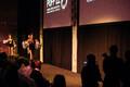 Обсуждение дизайна костюмов на кинофестивале PÖFF (Темные ночи).