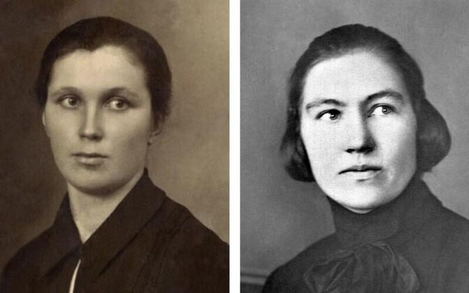 Rindel olnud naistest said Vabadusristi ka kaks mulki: Anna Vares ja Salme Bergmann.