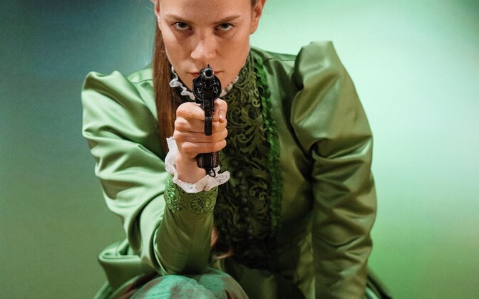 Rootsi Kuningliku Draamateatri Dramaten visuaal-eksperimentaalne lavastus
