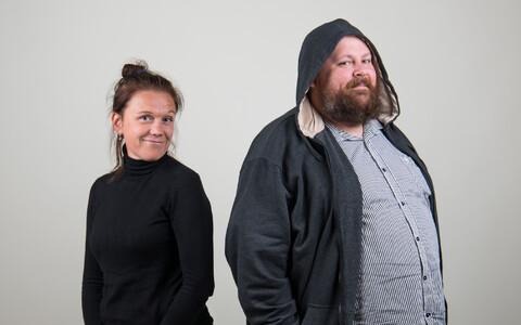 Cätlin Mägi & Jaan Pehk - parmumäng