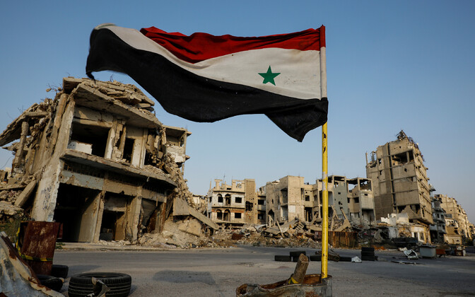Süüria lipp.