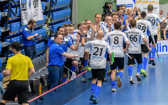 Eesti saalihokikoondisesse kuulub laupäeval algaval MM-finaalturniiril seitse Rootsi päritoluga väliseestlast, kes on sünnijärgsed Eesti kodanikud oma vanavanemate kaudu