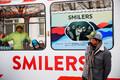Smilersi tramm läks liinile
