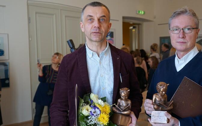 Ильмар Томуск может получить рождественскую премию.